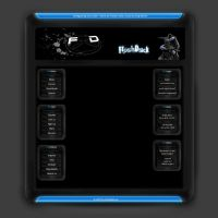 Design for the Clansite of Flashdeck by tobimo