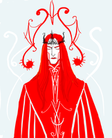 The Red God by Lucius007