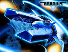 GRADIUS V by Shoot-The-Core