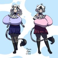 Moo Twins Colored by Anubis2Pabon288