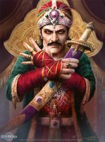 Akbar by Feig-Art