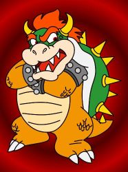Bowser by saxguygb