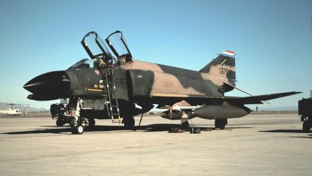 F-4C in 'Wraparound' No. 1 by F16CrewChief