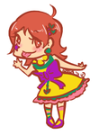 Gaia chibi com 03 by Red-Baby