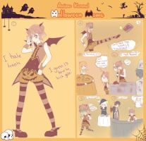 .:AK:. Halloween Event 2015 by DomesticPigeon
