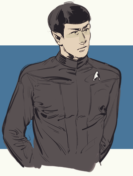 Spock by norong
