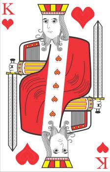 King of Hearts by ColorMyWorldMine