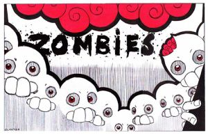 zombies by Super-Geek