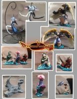 Ebay Figurine Auctions ending soon! by Dreamkeepers