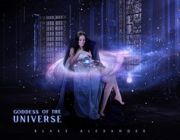 Goddess of the Universe by blakealexander