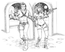 John Carter of Mars by 93Cobra
