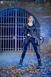 Tomb Raider Chronicles Catsuit by FuinurCroft