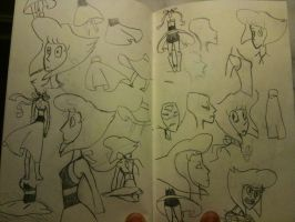 Sketchbook #19 by thedestoryerofworlds