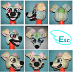 Colours the Spitz Mix - Foam Base by Eternalskyy