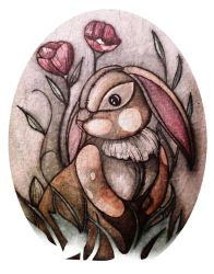 The Velveteen Rabbit by aliceinsane