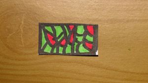 Stain Glass Project #5 by dragonfire70