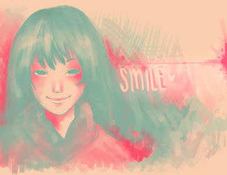 Smile by PetiteSue