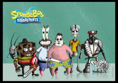 Sponge Bob special edition! by DizCreator