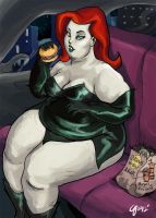 Poison Ivy Causes Swelling by TheAmericanDream