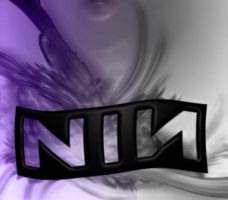 :: NIN in plastic wrap :: by synergia