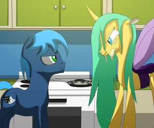You Tried To Cook Eggs Again, Didn't You? by Skijarama
