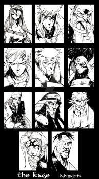 The Kage by TheIronClown