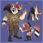 CERBERUS DOG - AUCTION [CLOSED] by Carol-Velow