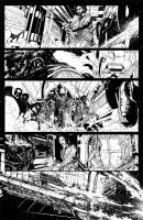 Aliens Free Comic Day Special page 1 by T-RexJones