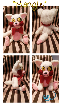 Crochet Mangle by LittleNii
