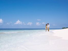 Beach Couple 1 by sharadhaksar