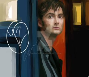 Tennant by Chitooos
