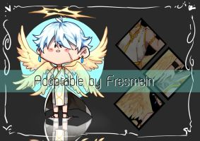 [Auction] Angelic theme [Closed] by Fresmein