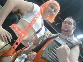 The Fifth Element Cosplay by chibireaper