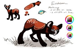 Evoloon Design by Amadoodles