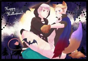 Happy Halloween by Hitomi-S