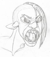 Terry Snarl by Dragimal