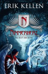 Nimmerherz 3 Cover: Blood of the Ro'Ar by dracolychee