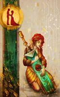 Transistor by The-demons-heart