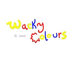 Wacky Colours is out! by OpalAuthor13