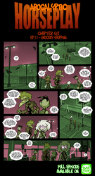 Apocalyptic Horseplay - CH6 Ep11 by Boredman