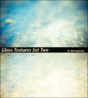 Free Glass Textures Set Two by ibjennyjenny