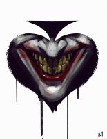 THE JOKER by norbface