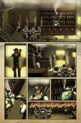 The Legend of Everett Forge Issue #1 Page 04 by castortroy3497
