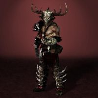 BloodForge Crom by ArmachamCorp