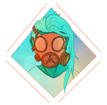 Neon Toxic by awesometastic