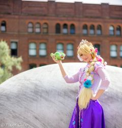 Rapunzel - Tangled by Paper-Cube
