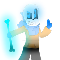 Swap Pap and Swap Sans Fusion [STREAM ART] by cjc728