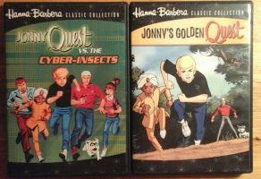 Jonny Quest Movie Pack by JQroxks21