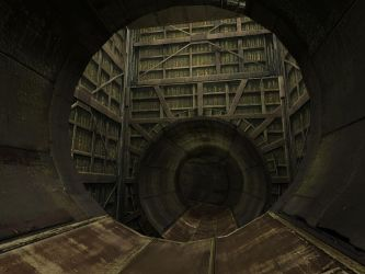 PSI driving tunnels 1 by strangelet