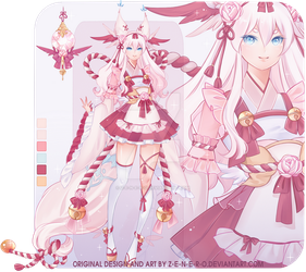 [ADOPTABLE - CLOSE  ] WIRA XV by Z-E-N-E-R-O